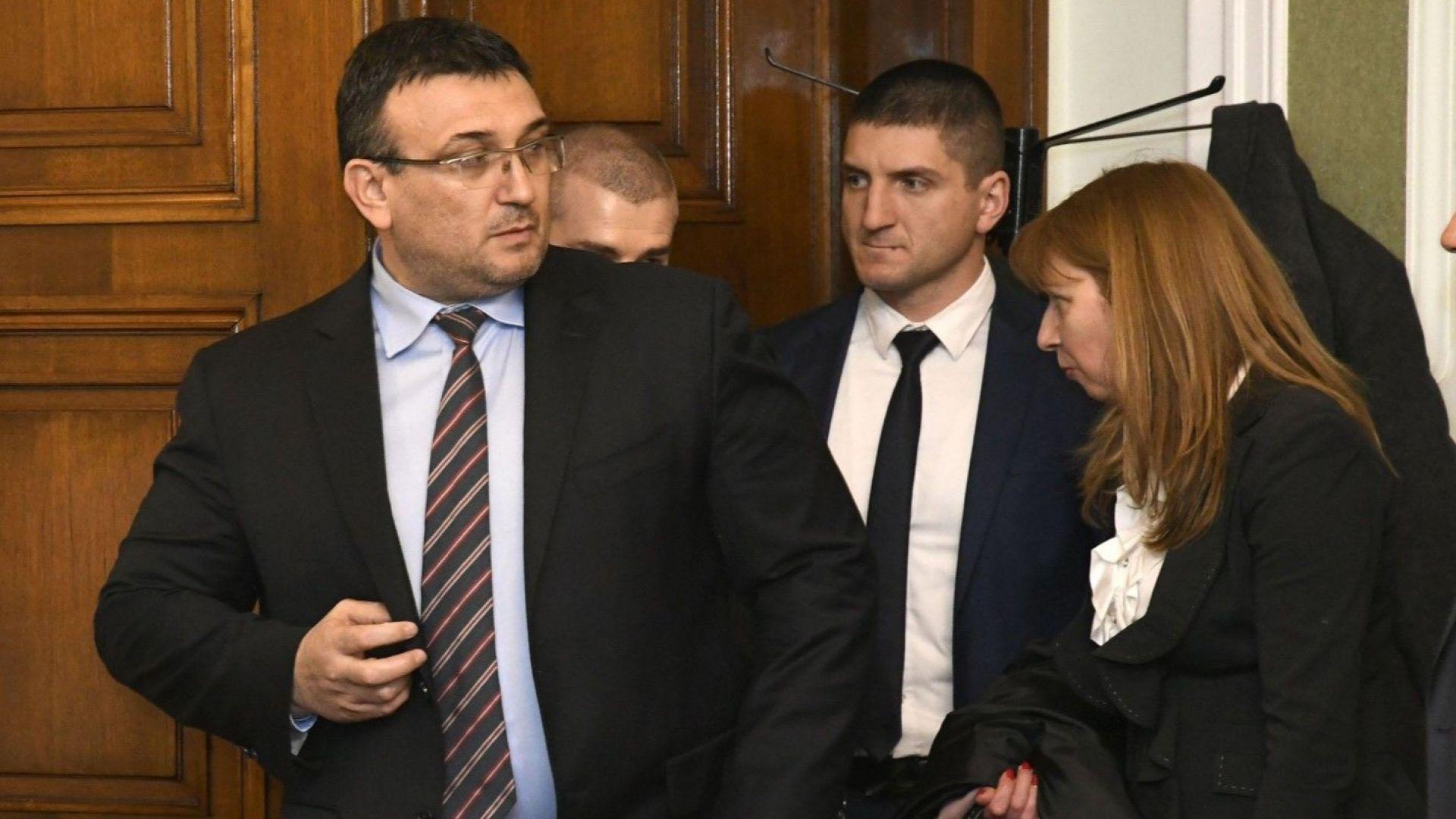 Младен Маринов: Абсурдно е доброволчески отряди да извършват граждански арести