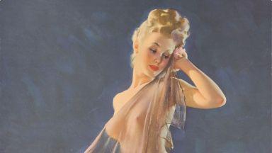 Идеалните момичета на Краля на рекламата Жил Елвгрен