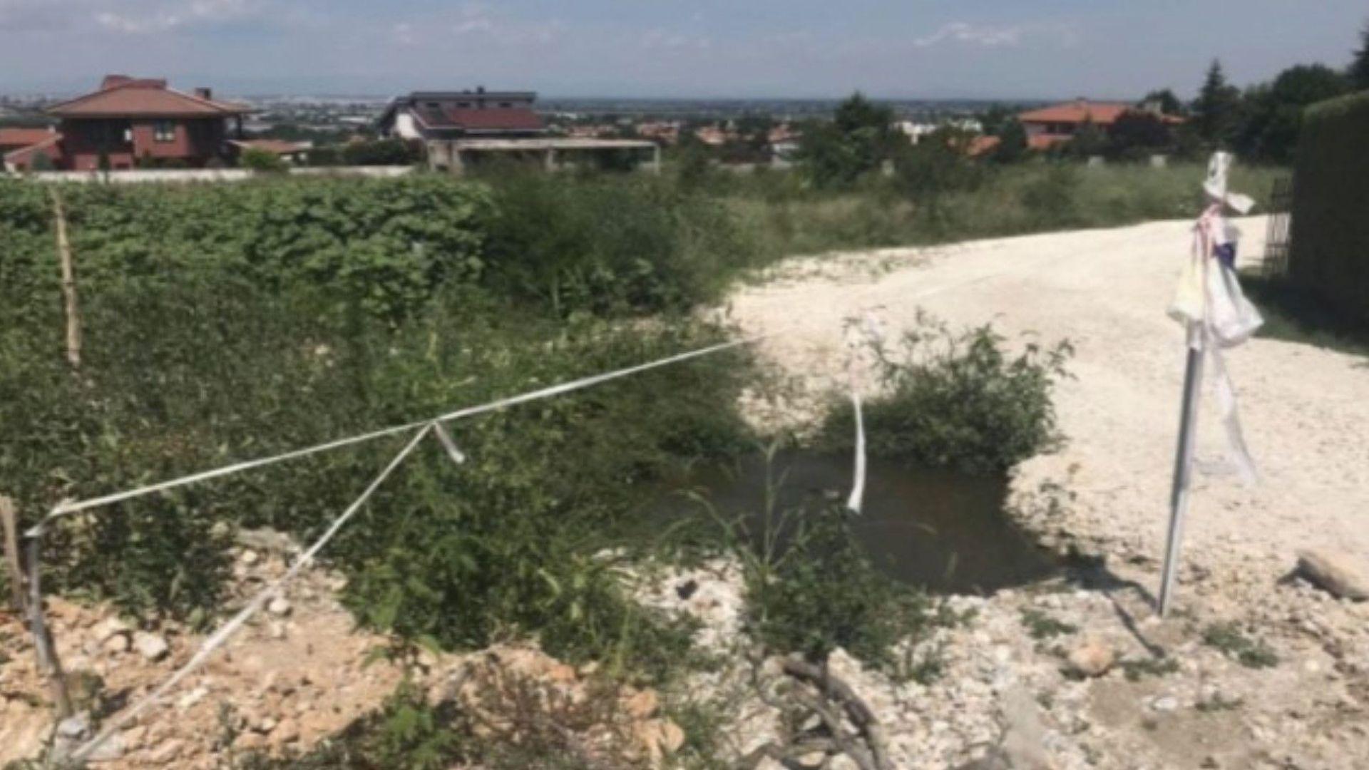 Заразни болести заради теч на фекални води от проблемен канал заплашват пловдивско село