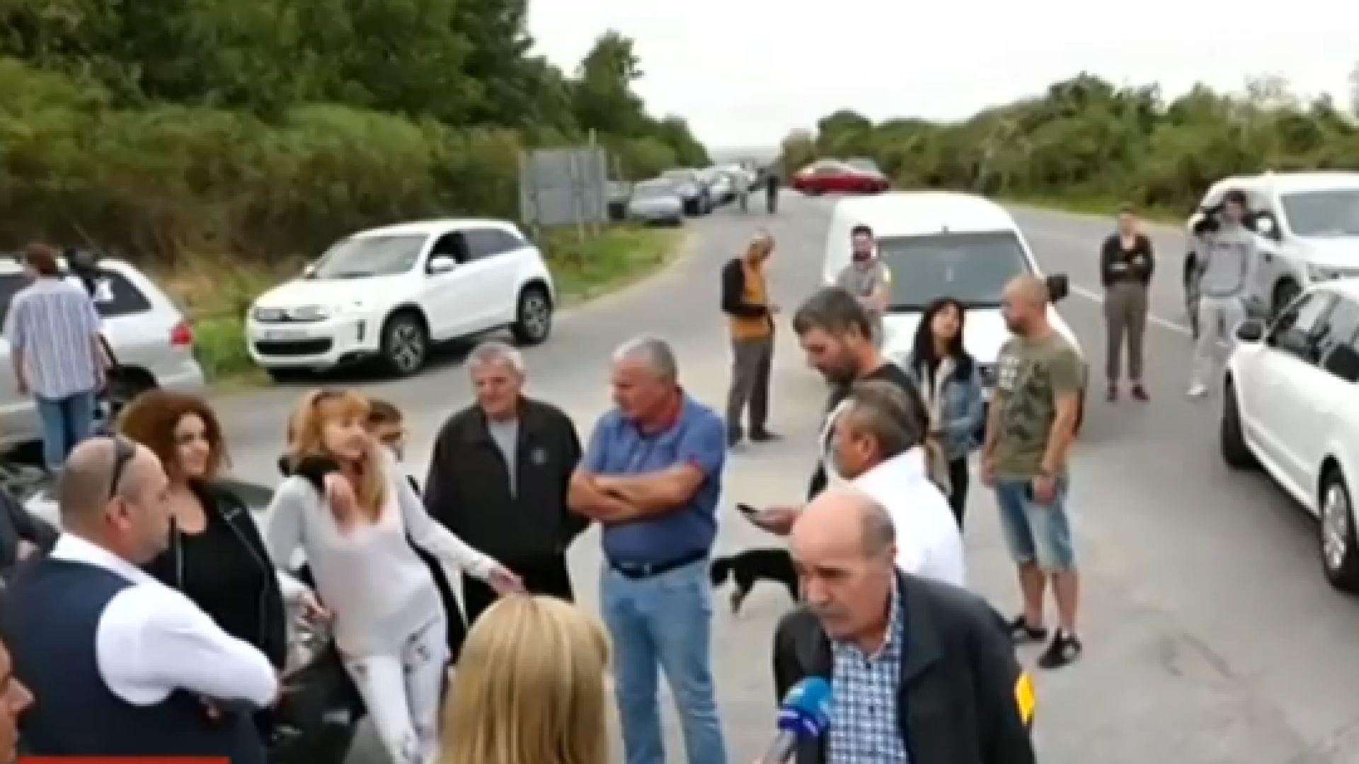 Жители на няколко села в Русенско излязоха за втори път