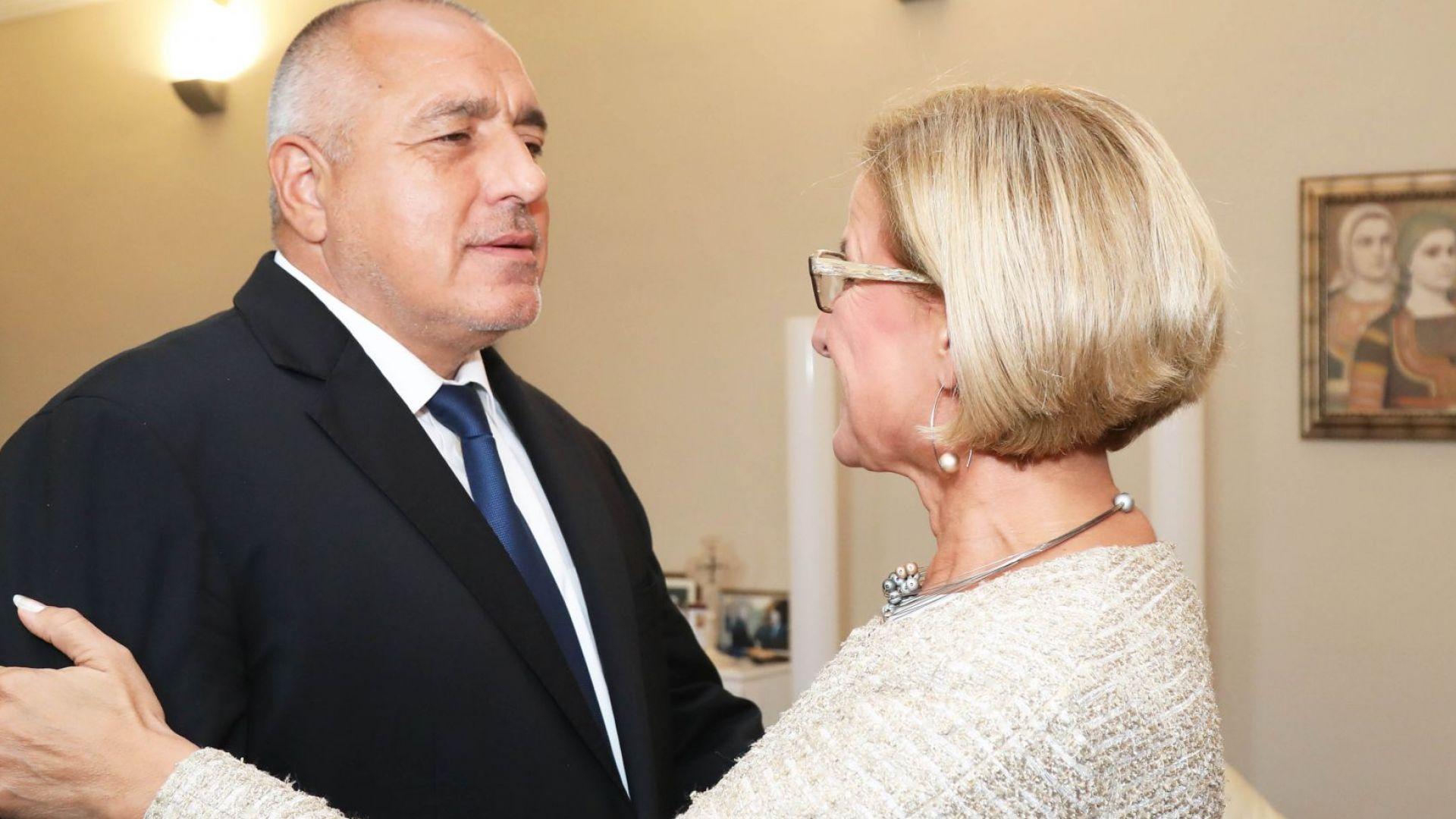 Премиерката на Долна Австрия: Трябва да стана на 100 г., за да свършим цялата работа. Борисов: Ти си млада, можеш