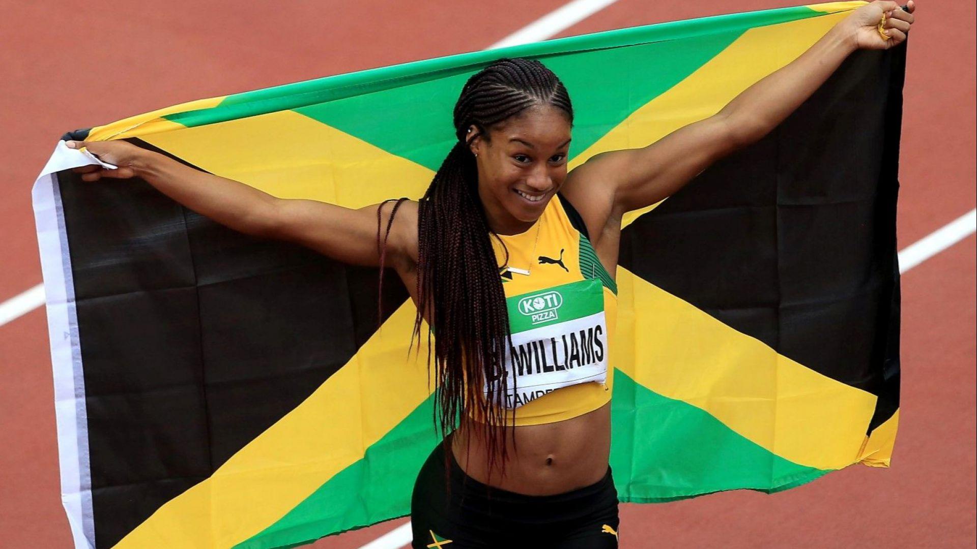 Ямайка включи допингирана спринтьорка в състава за Световното
