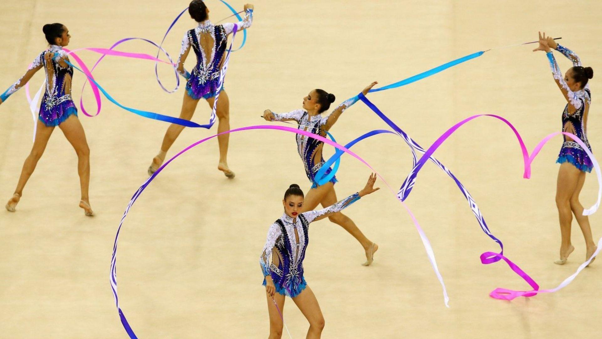Казарма спря гимнастичка за Световното
