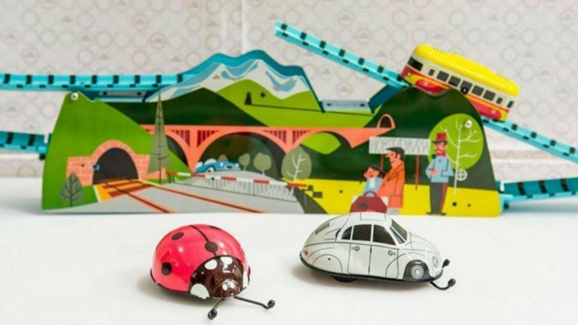 Показват любими чешки играчки на много поколения деца