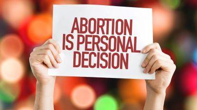 9 от 10 българи категорично подкрепят правото на легален аборт