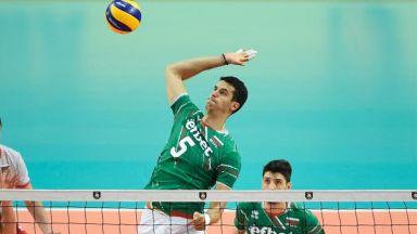 Волейболният национал Гоцев: Обновяването на отбора е неизбежно, колелото се върти