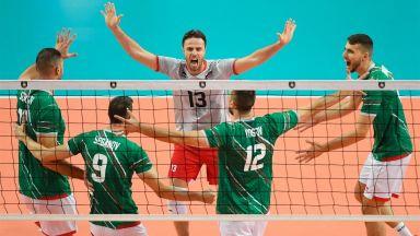 България с много тежки съперници в решаващата битка за Токио 2020