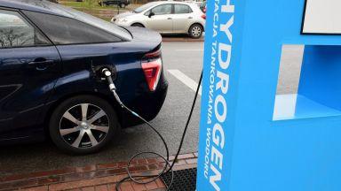 Първи станции за водородни автомобили у нас ще има през 2020-а