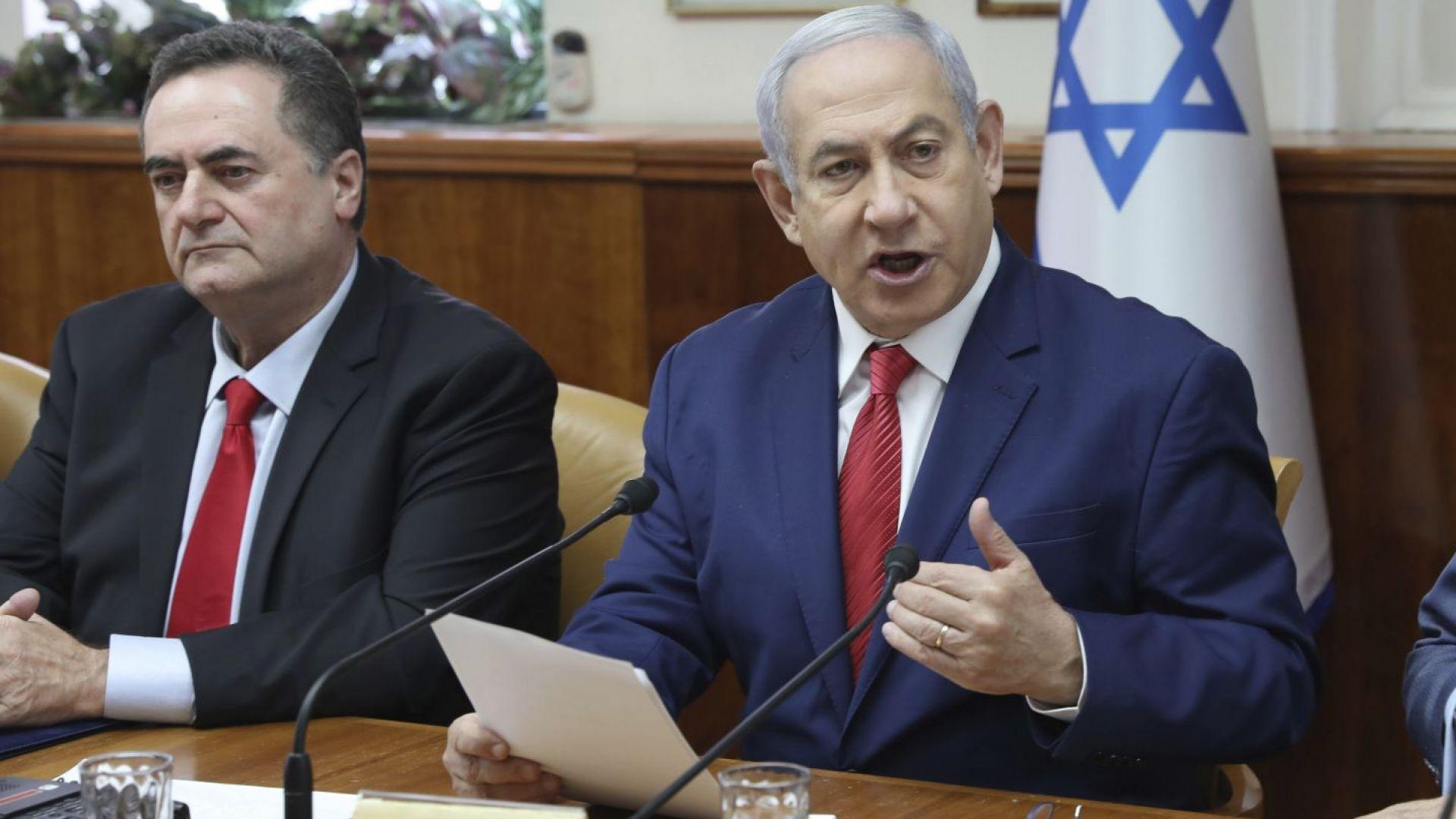 Израел отрича твърдения, че е прехващал съобщения край Белия дом