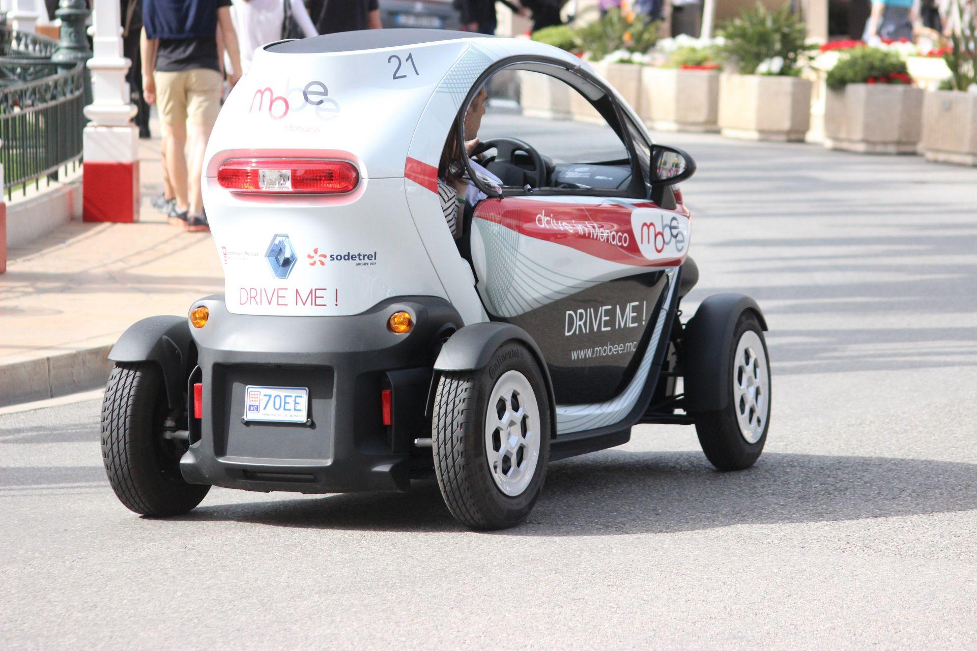 След 5 години много от нас могат да се движат с електромобили и зареждащите се превозни средства за споделяне