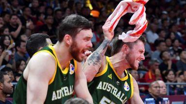Австралийските NBA звезди събраха 750 000 за родината