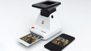Polaroid ще предложи необичаен мобилен принтер
