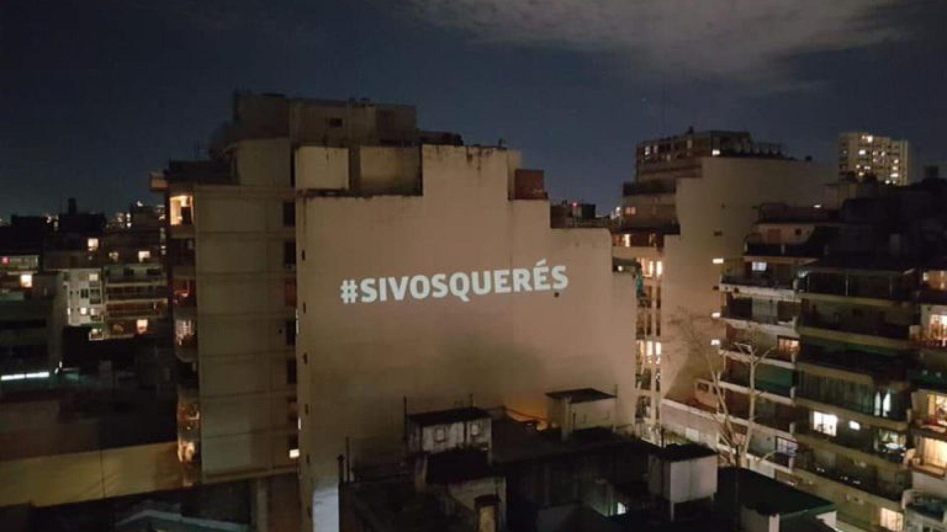 Аржентина е новият феномен на кампанията за президентските избори. Хиляди