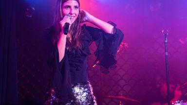 Мафалда Сакскобургготска отново пя на парти на Майкъл Корс, този път в Ню Йорк