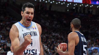 Аржентина потанцува към третия си финал на Световно първенство