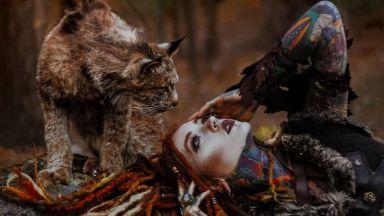 Портрети на магьосници от Лорен Шипмън