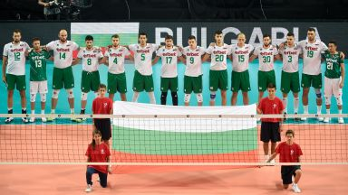 Словения ни очаква в Любляна на осминафинал на Евроволей