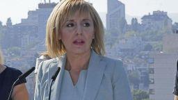 Мая Манолова обявява програмата си за управление на София