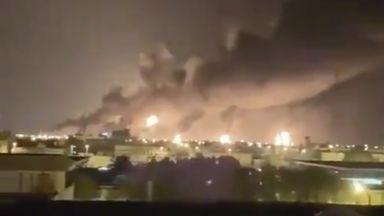 Нападение с дронове наруши производството на петрол в Саудитска Арабия