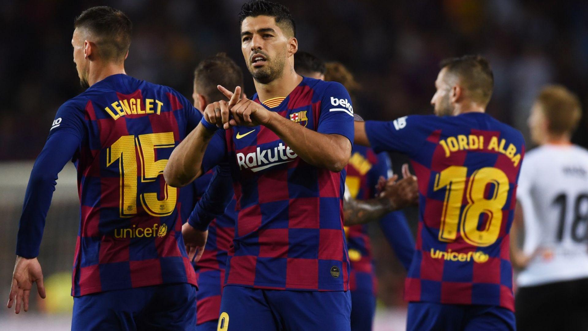 Официално: Барселона намали заплатите на всички