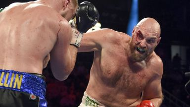 И Фюри опитва да предреди Кубрат Пулев за мач за титлата