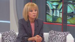 Мая Манолова: Не знам на какво се основава самохвалството на премиера