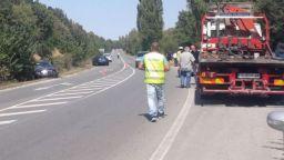Караянчева с фрактура след инцидент с кола на НСО, транспортират я с вертолет