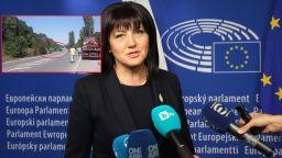Цвета Караянчева успокои, че е добре, спасил я е шофьорът на НСО