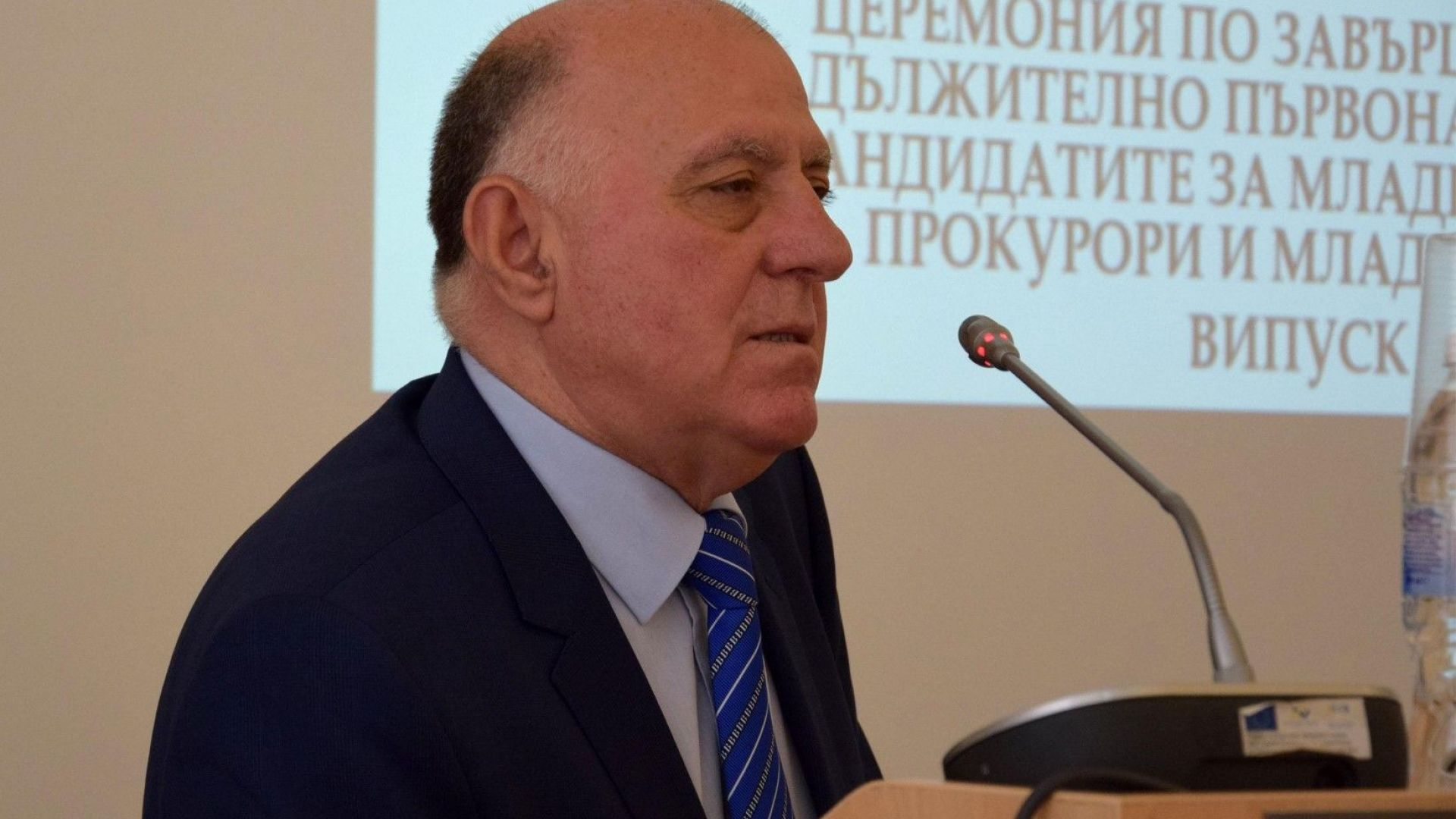 Магдалинчев: Няма основание да се сезира КС за избора на Гешев за главен прокурор