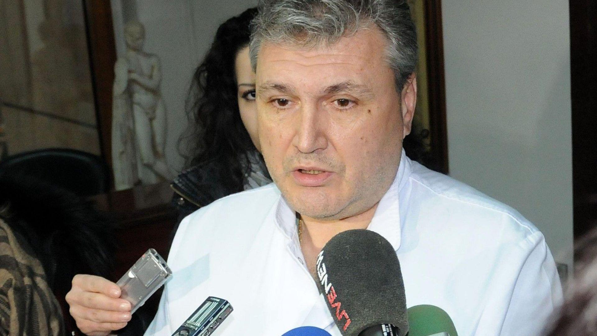 Председателят на Народното събрание Цвета Караянчева ще бъде оперирана заради