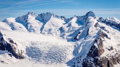 Швейцарските ледници продължват да се топят с тревожни темпове