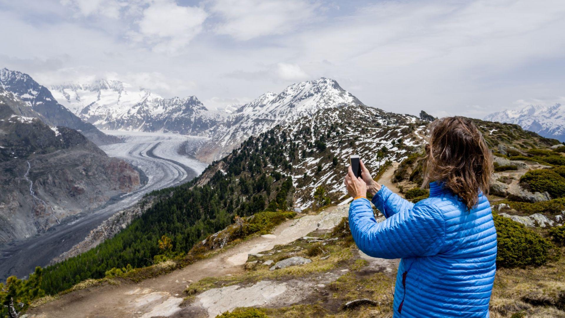 Радар ще следи ледник в Алпите