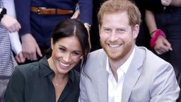 Меган за Хари: Ти си най-добрият съпруг и баща
