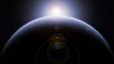 Междузвезден обект вероятно току-що е навлязъл в Слънчевата система