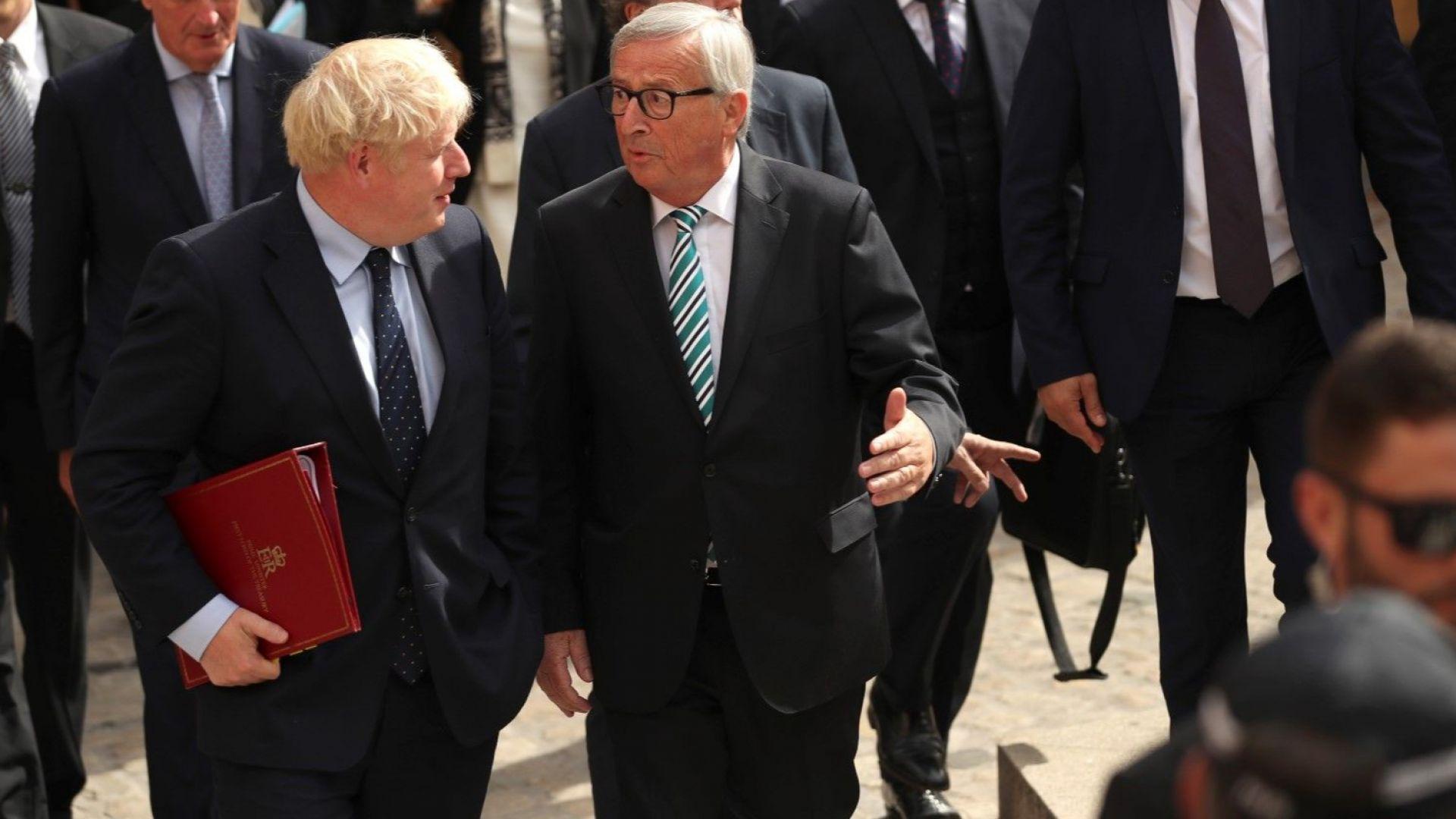 Досега Великобритания не е предложила работещо решение, което би заменило