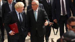 Има сделка - Великобритания и ЕС постигнаха споразумение за Брекзит