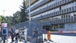 Полицията разследва физически сблъсък в нюзрума на БНР