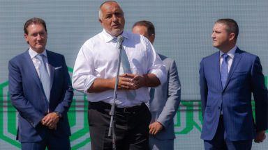 Борисов в Пещера: Правят планирани саботажи срещу правителството (видео)