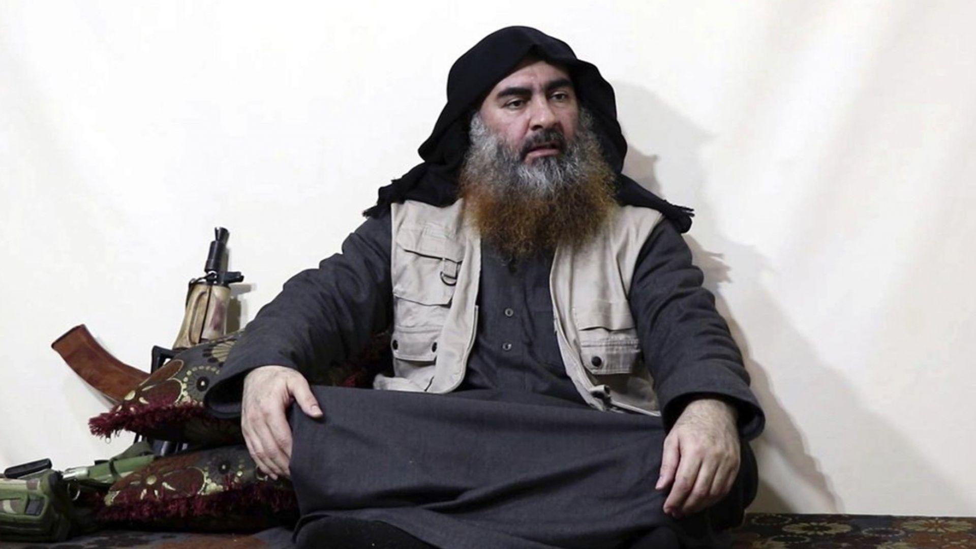 """Заловиха по-голямата сестра на убития лидер на """"Ислямска държава"""" Ал Багдади"""
