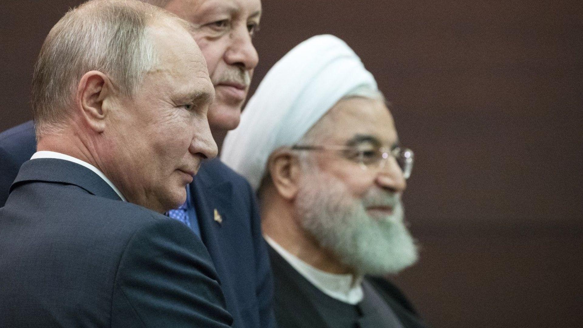 Президентът на Иран Хасан Рохани оправда атаките срещу Саудитска Арабия,
