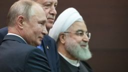 Рохани оправда атаките по Саудитска Арабия, Путин предложи на Рияд С-400, за да се бранят