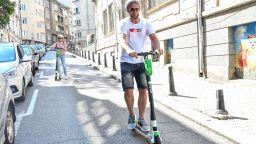 Е-тротинетките ще се третират като велосипеди