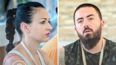 """Агресия във """"Фермата"""": Милин удари Бети и обиди Саня Борисова"""