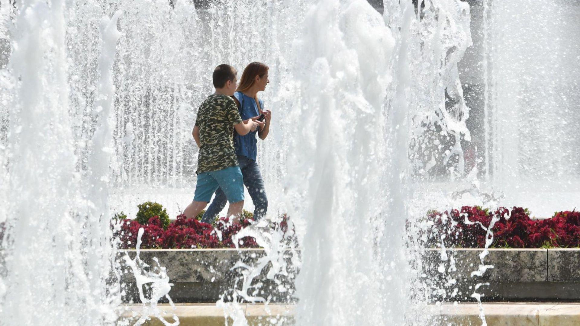Честит празник, столичани, насладете се на последния летен ден