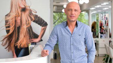 Владимир Тодоров: Щастлив съм, когато клиентът излезе от салона красив и доволен