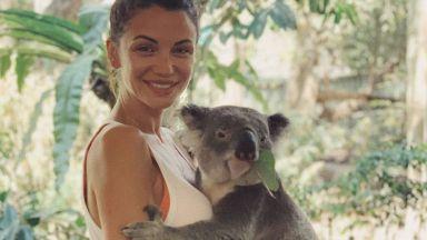 Диляна Попова сбъдна детска мечта в Австралия