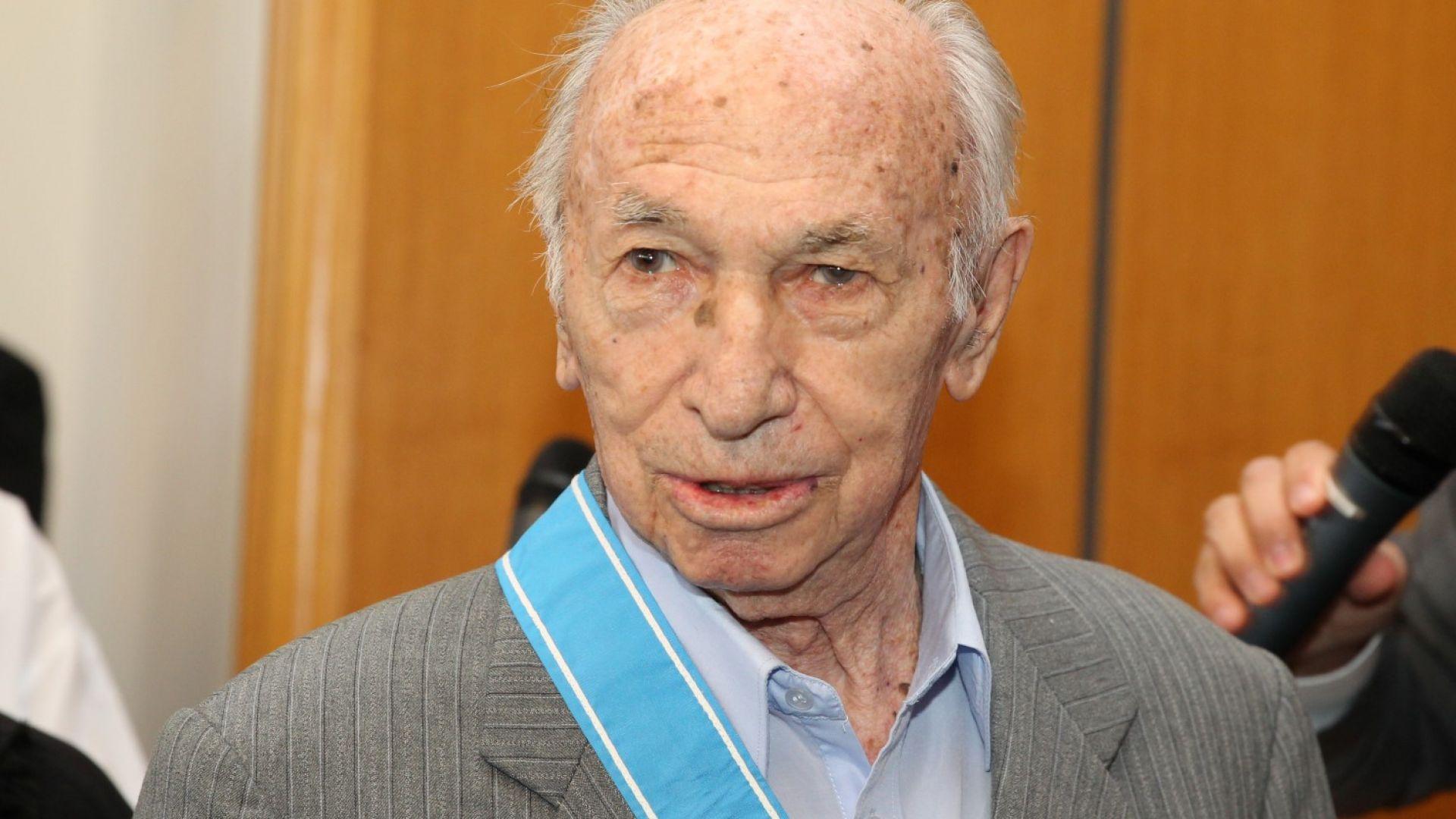 Строителният предприемач Делчо Гюров