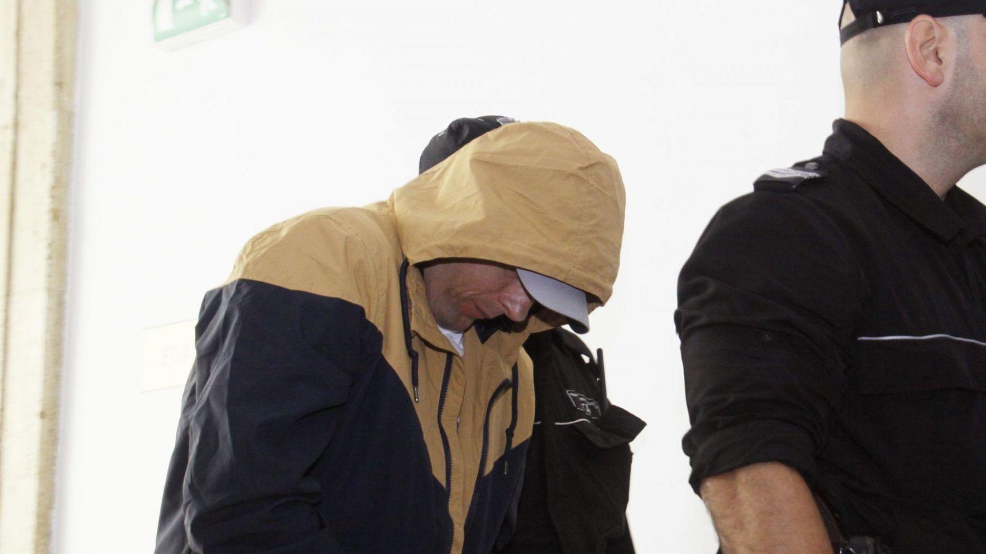 ВКС потвърди окончателно: 26 години затвор за убиеца на хазартния бос Миджурина