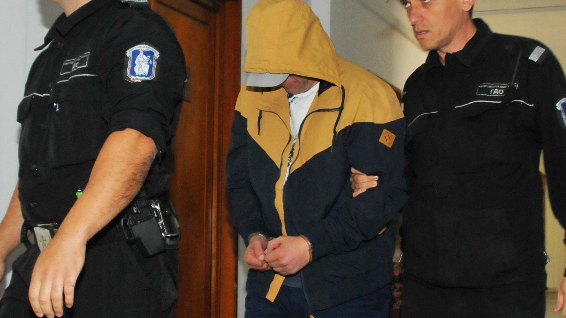Стрелецът от Слънчев бряг, убил хазартен бос, ще лежи 26 години