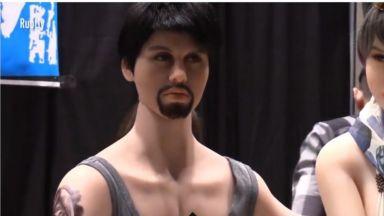 Mъжки секс кукли пуснаха на пазара в САЩ
